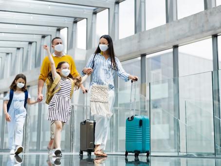 Jak a kam cestovat v době koronavirové?