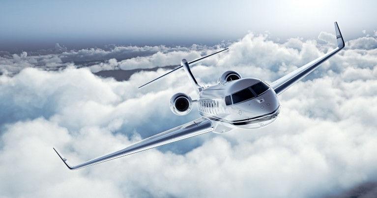Privátní lety