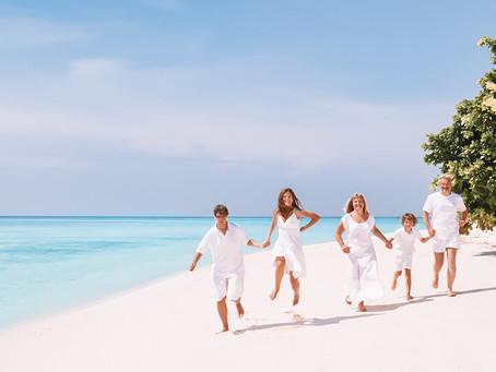 Maledivy 25x jinak