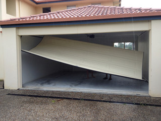 Will this happen to your garage door?