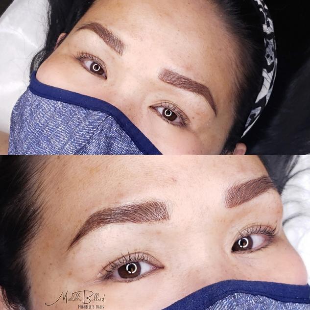 Combo brow 😍