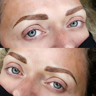 Microblading and Powder brow