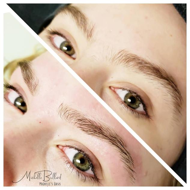 Eyebrow Wax