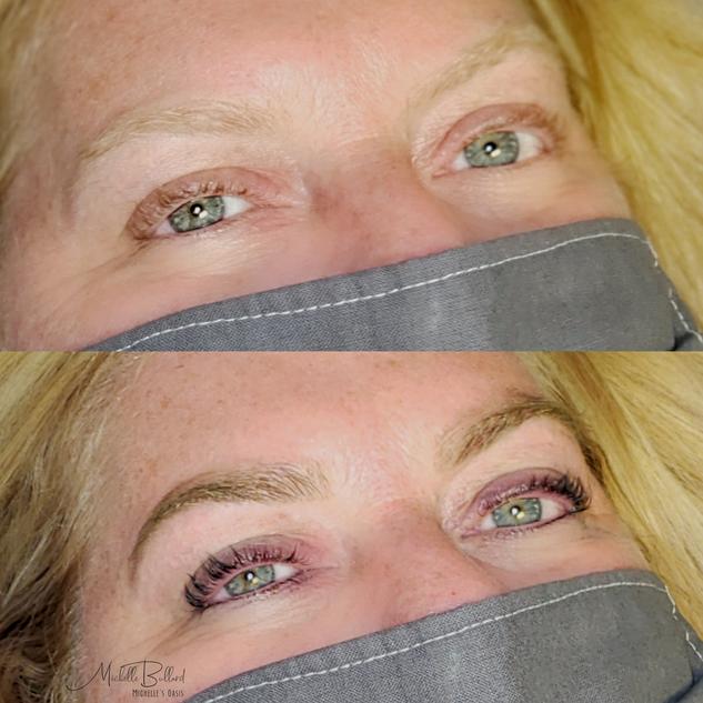 Brow & Lash tint & Eyebrow wax