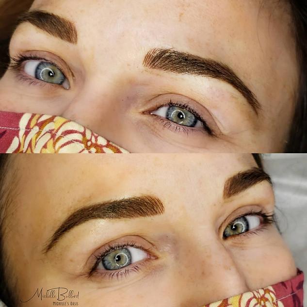 Combo brow