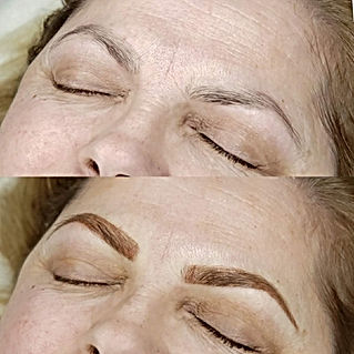 Powder Brow by Manell
