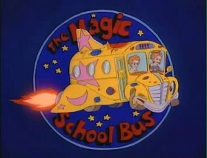 Lessons from The Magic School Bus