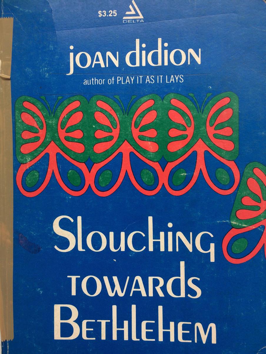 Slouching Towards Bethlehem Again