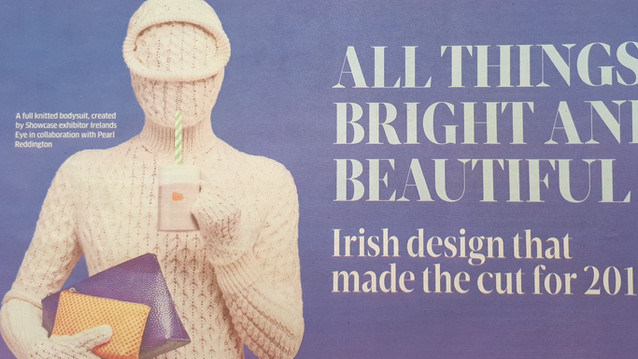 Irish Design that made the cut for 2019