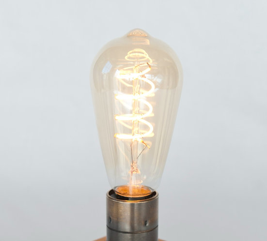 Replacement Pear Shaped Bulb CF08BW
