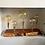 Thumbnail: The Mayo - Bespoke Table Lamp  in Irish Yew