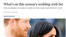 What's on this season's wedding wish list?  Copper Fish Studio!