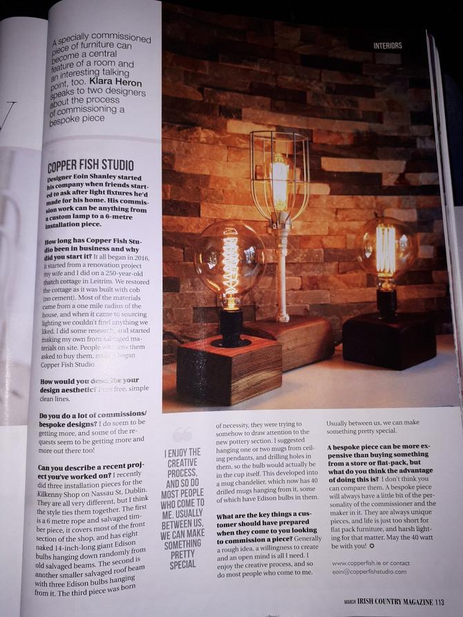 Irish Country Magazine - Interview
