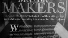 Meet the Makers, Irish Independent