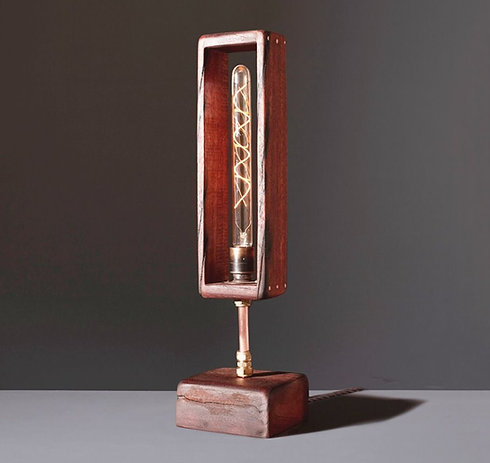 Ballast table lamp (tall)