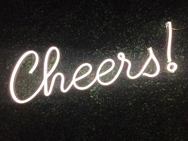 cheers neon