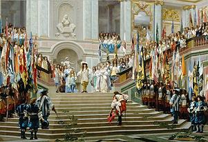 Réception_du_Grand_Condé_à_Versailles_(J
