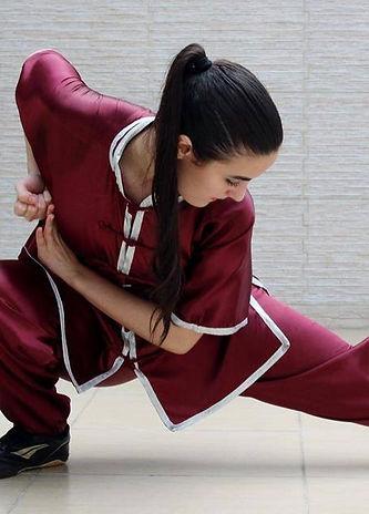 Kung Fu Bahad Eight