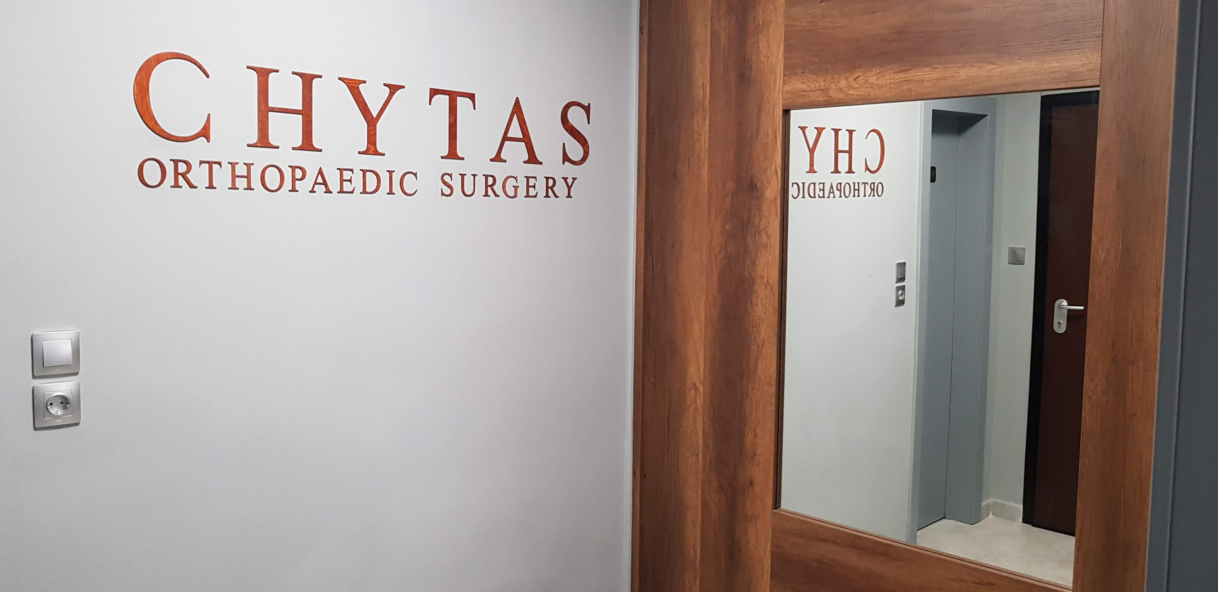 CHYTAS ORTHOPAEDIC SURGERY