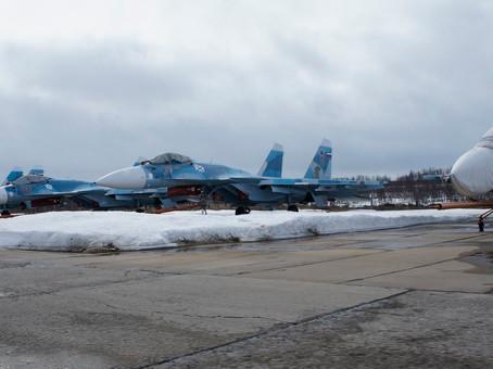 """Реконструкция военного аэродрома """"Североморск-1"""""""