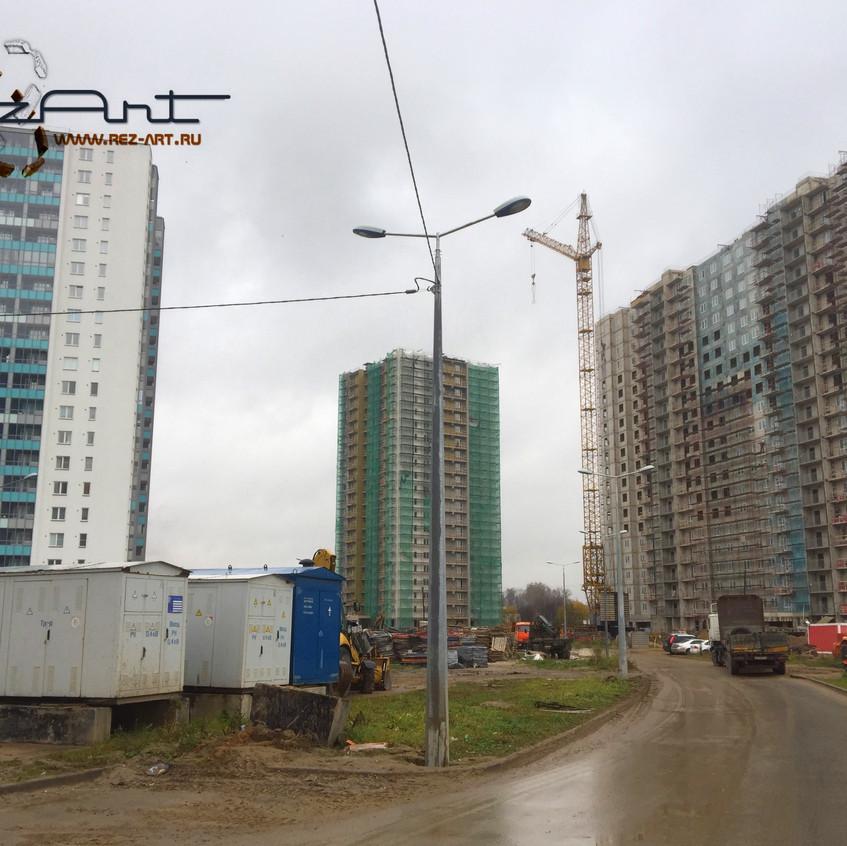 территория предприятия Ручьи