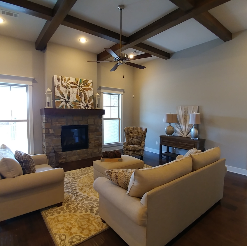 1530 Winterbrook Drive - Living Room