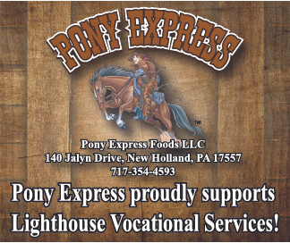 Pony Express Matching Gift