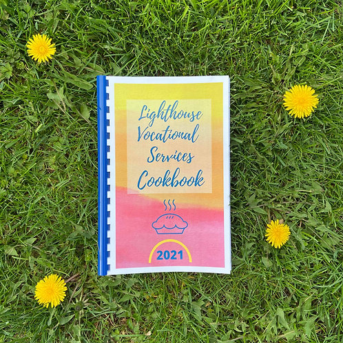 Lighthouse Vocational Services Cookbook 2021