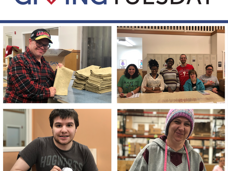 GivingTuesday: Thank you for your awesome support!