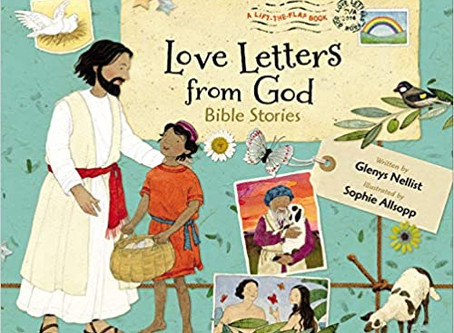A Letter to God by LVS Book Club