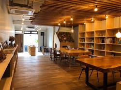和田材木店新事務所リノベーション