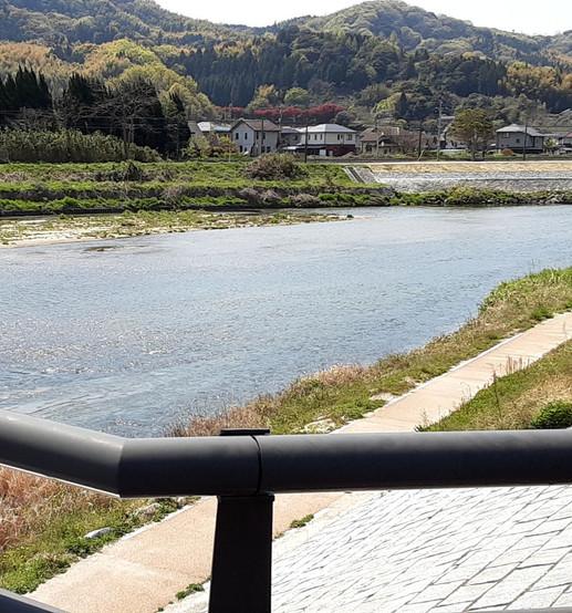 近くにある島田川