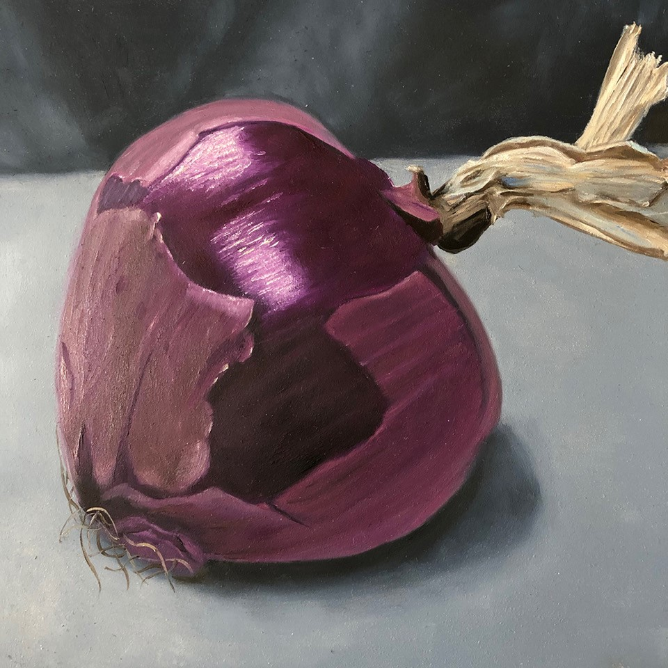 Merkin, Karen-Purple Onion