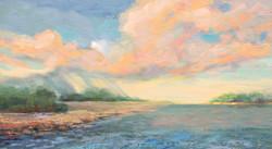 fink-leanne-Midsummer Cloudburst-oil--co
