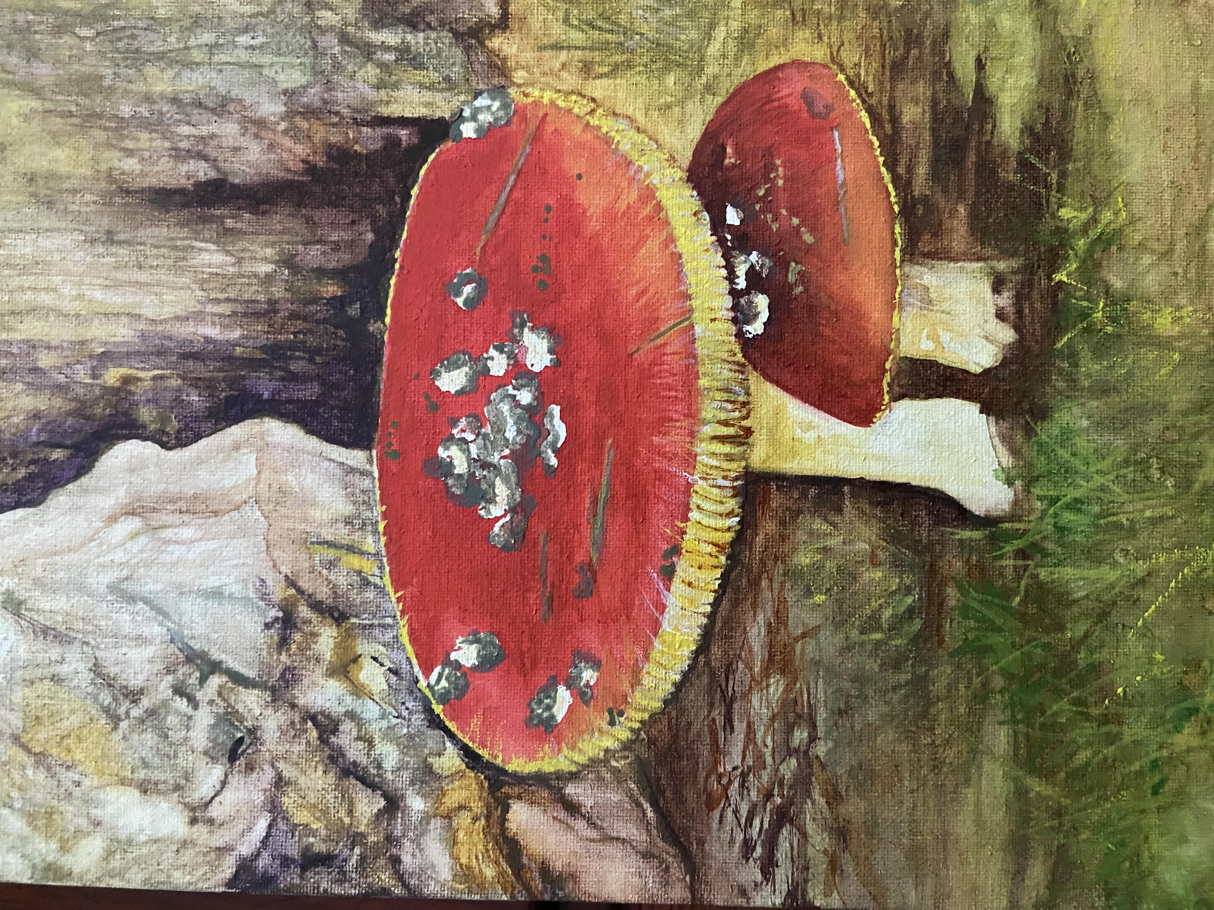 Mushroom Fantasy 2