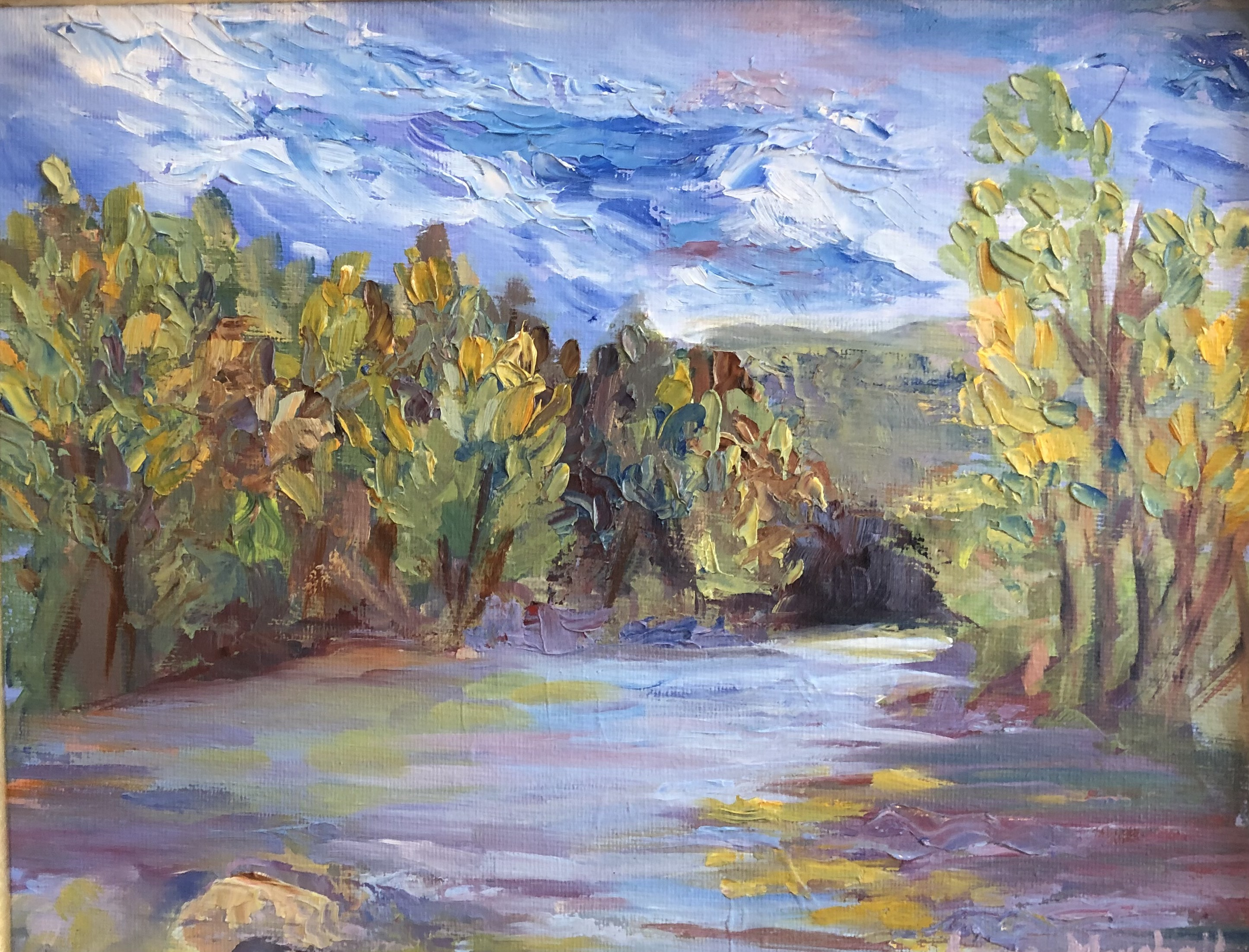 Block, Anne-Shenandoah_River_Afternoon