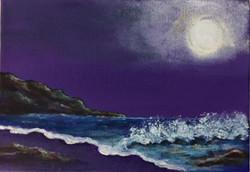 Baumgartner, Betty-Moonlight Ocean
