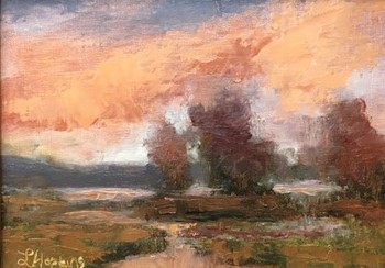 Hopkins, Laura-Landscape Study 28