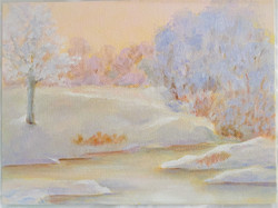Macy, Suzan-Winter Afternoon