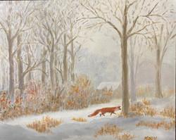 Macy, Suzan-Snow Fox