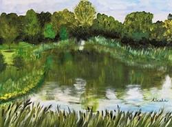Scala, Amy-My Favorite Pond