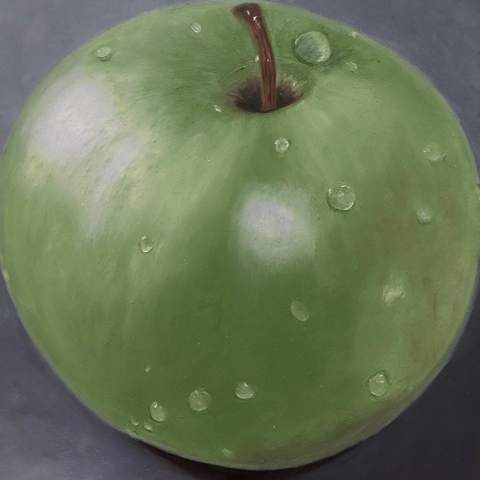 Merkin, Karen-Little Green Apple