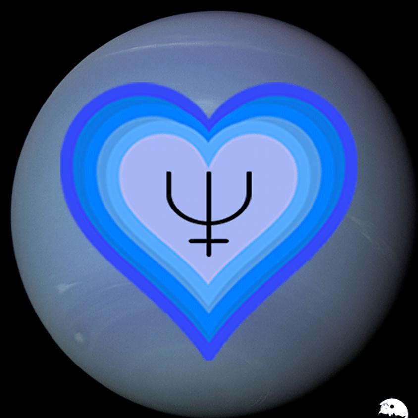 Astroquantica, l'incontro con Nettuno: il senso sacro della vita, la creatività e...