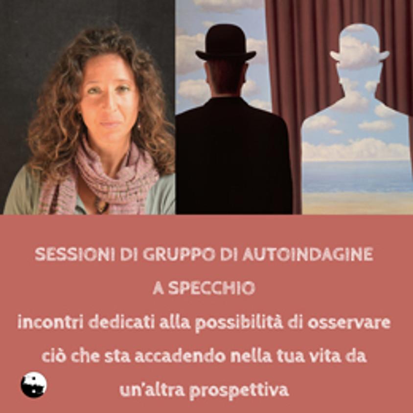 Autoindagine a specchio - sessioni di gruppo a cura di Dafna Moscati