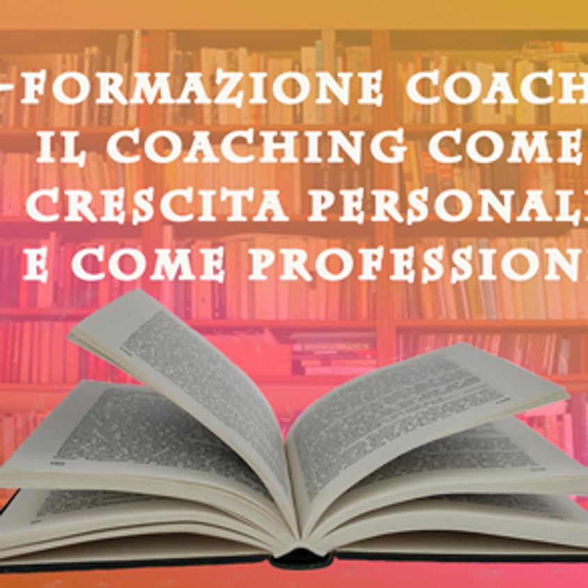 In-formazione coaching serata di presentazione per diffondere il coaching come crescita personale e come professione
