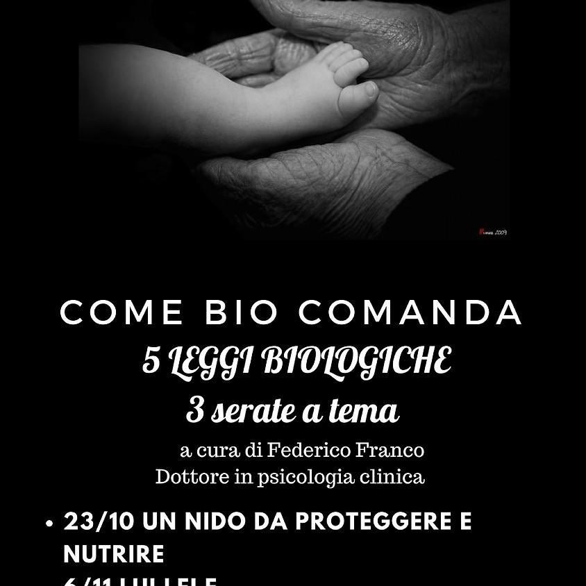 Come bio Comanda - 5 Leggi biologiche Dott.Hamer