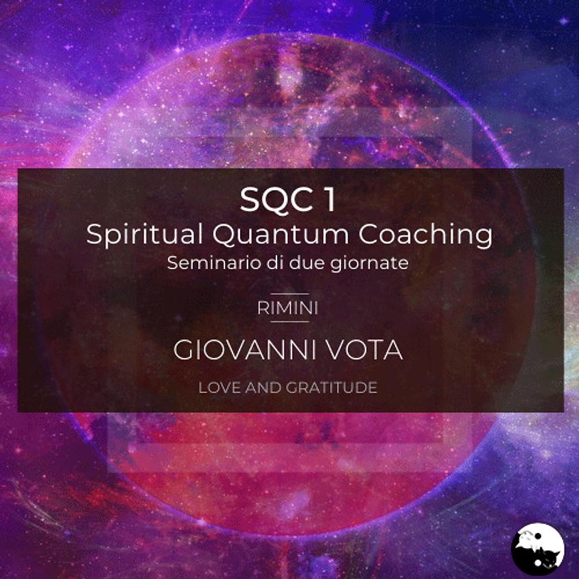 SQC 1 - Spiritual Quantum Coaching corso di tecniche quantistiche a cura dell'Ing. Giovanni Vota
