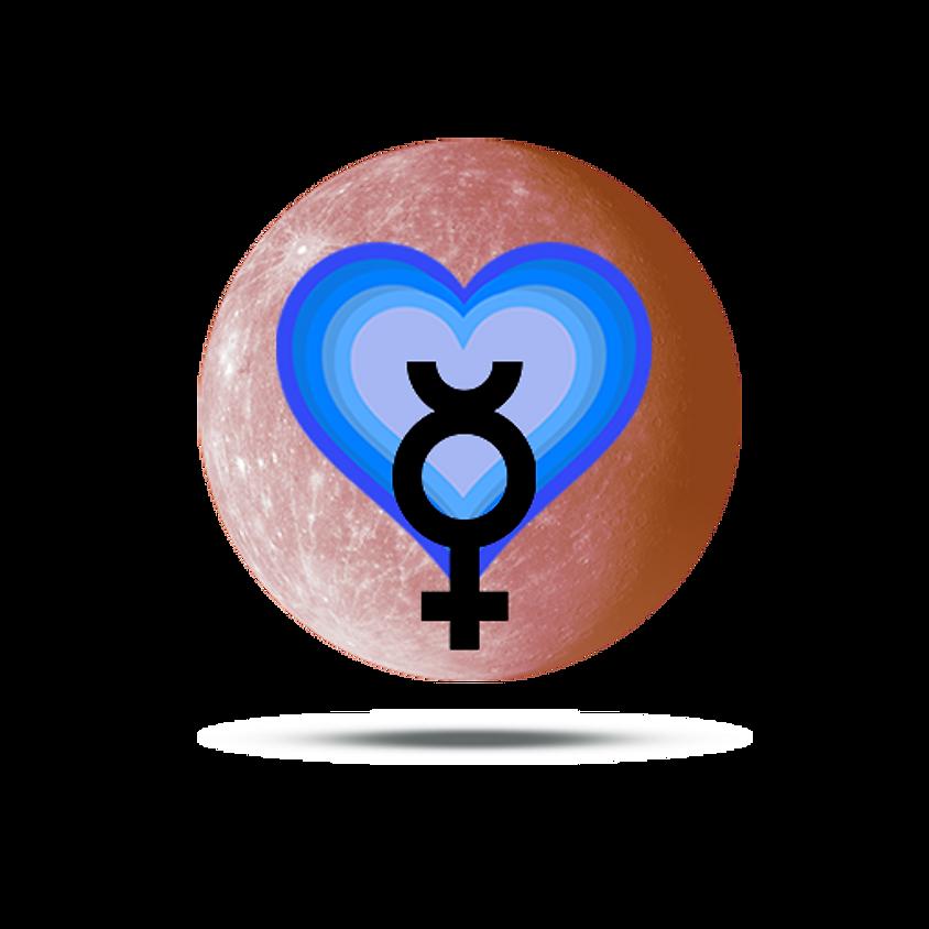 Astroquantica, l'incontro con Mercurio