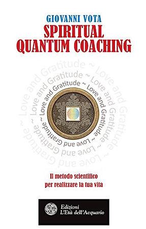 copertina Spiritual Quantum Coaching Gio