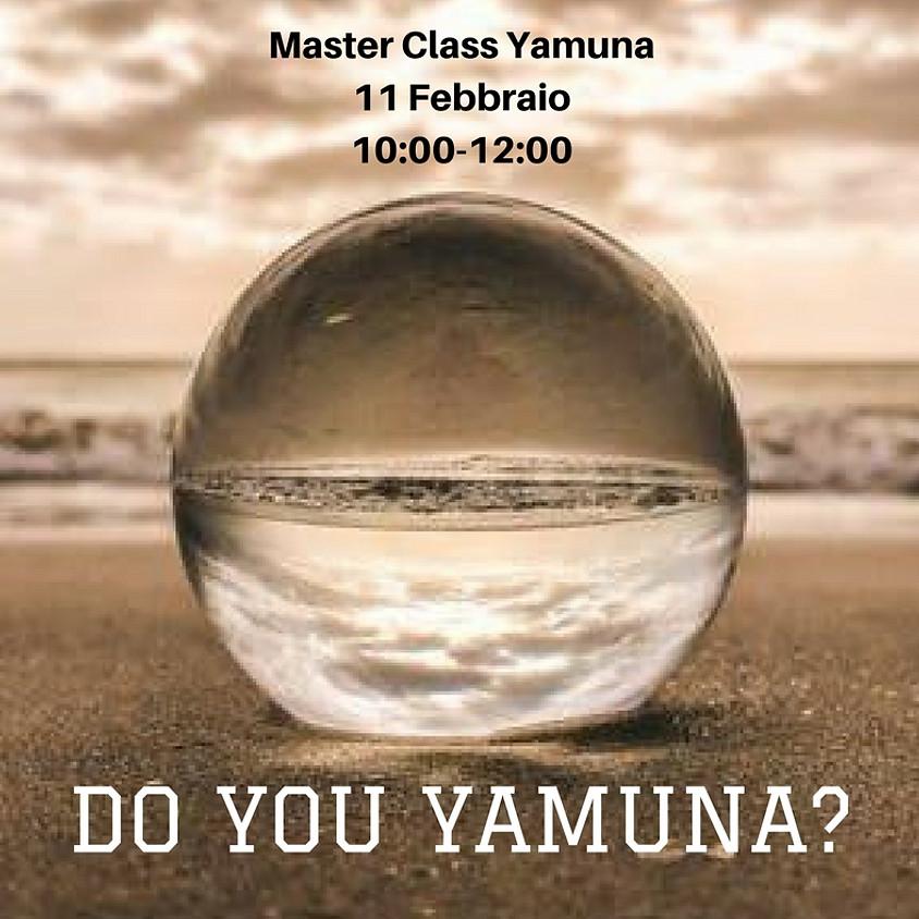 MasterClass Yamuna body rolling